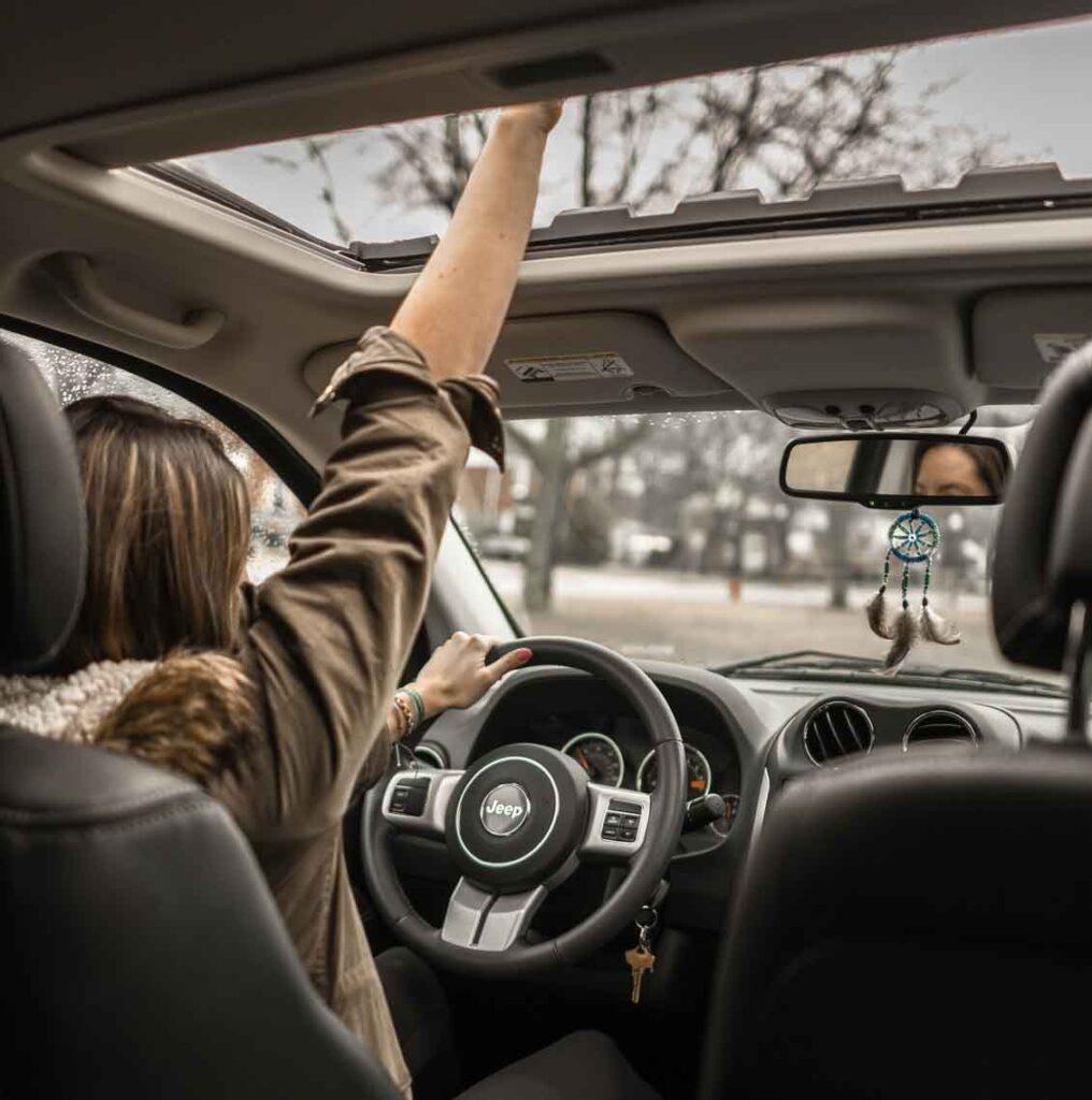 seguro de carro para mulher por que existe