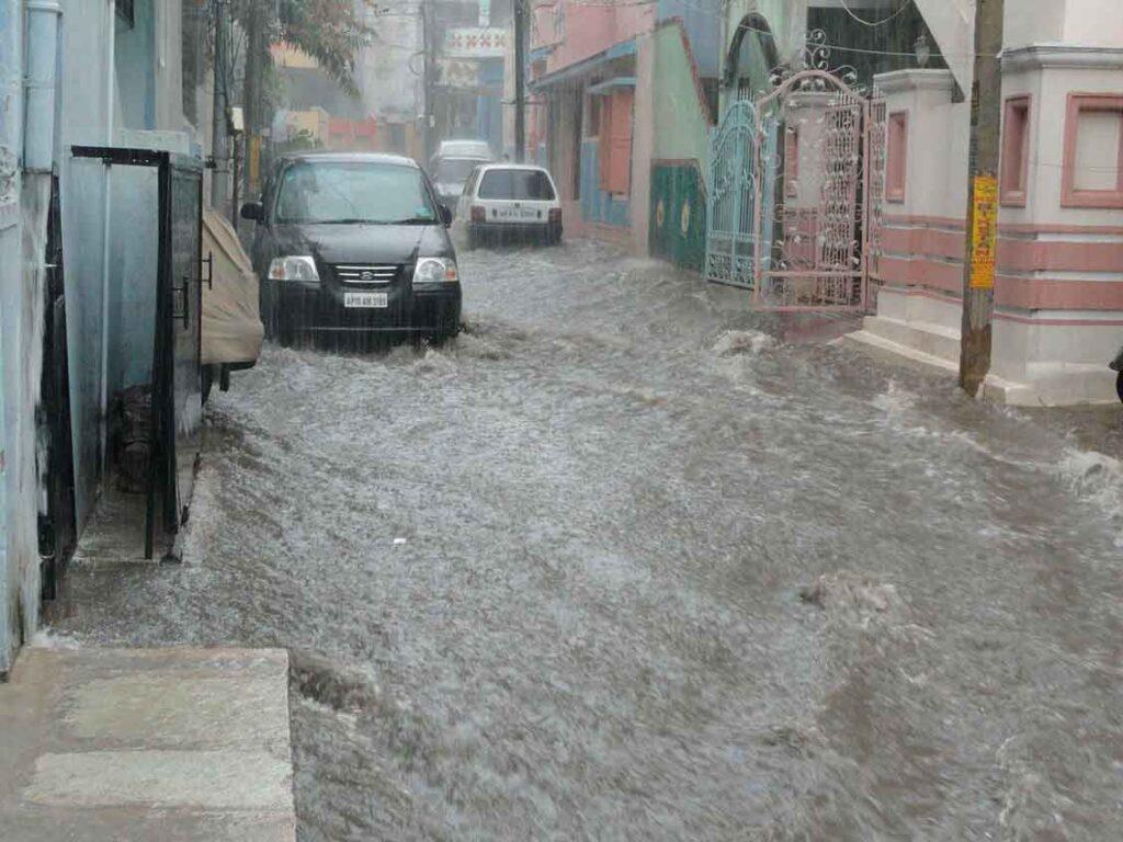 Mapfre seguros auto enchente ou alagamento