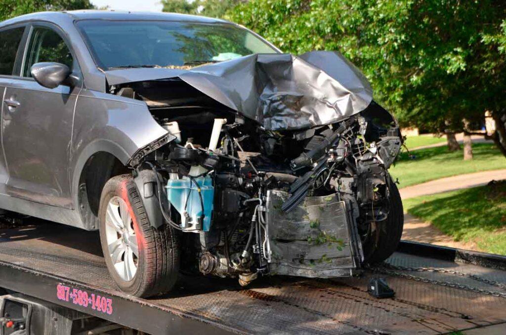 Quando incide a franquia do carro colisão