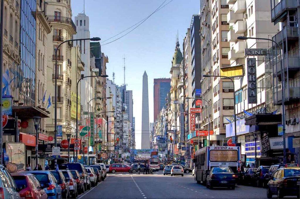 Seguro carta verde Argentina