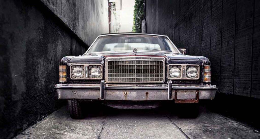 Seguro de carro antigo proteção furto e roubo