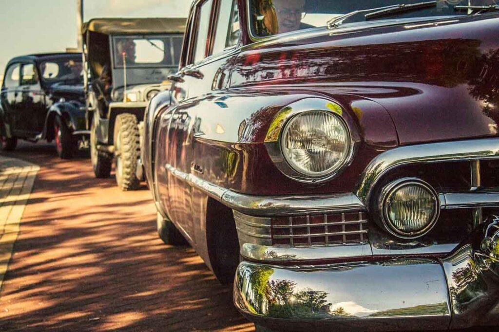 Seguro para carros antigos seguro de carro colecionadores