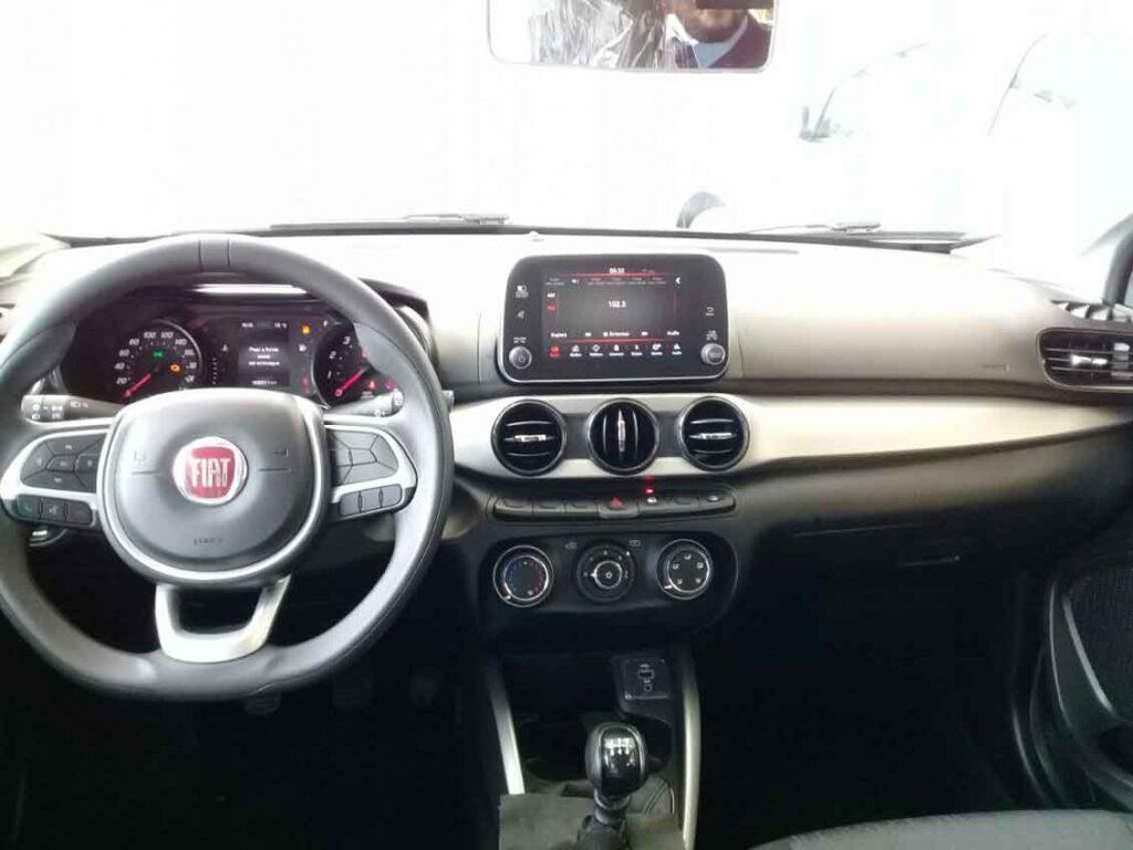 Carros mais vendidos Fiat Argo