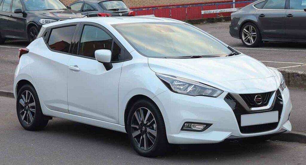 Carros menos seguros do Brasil Nissan March
