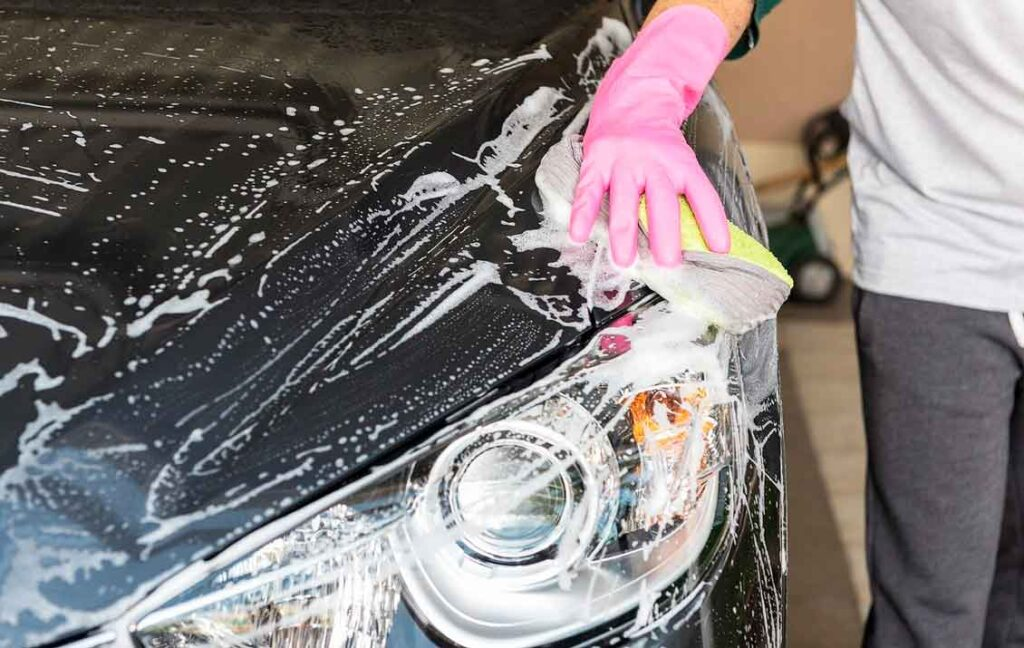Higienização automotiva equipamentos