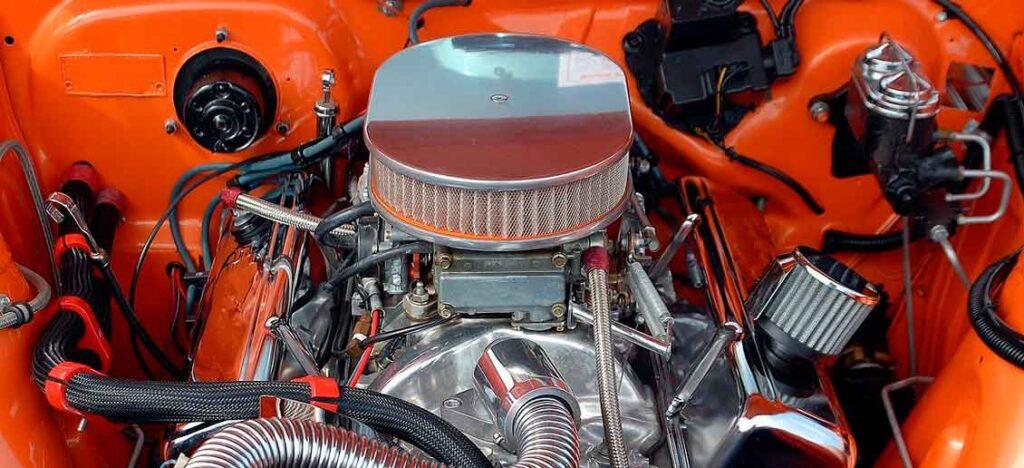 Manutenção de carros radiador