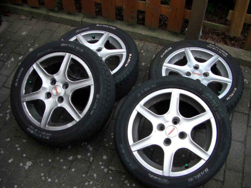 Rodizio de pneus como fazer