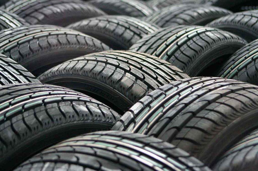 Rodizio de pneus objetivo