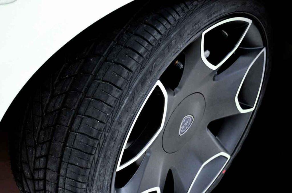 Rodizio de pneus vantagens