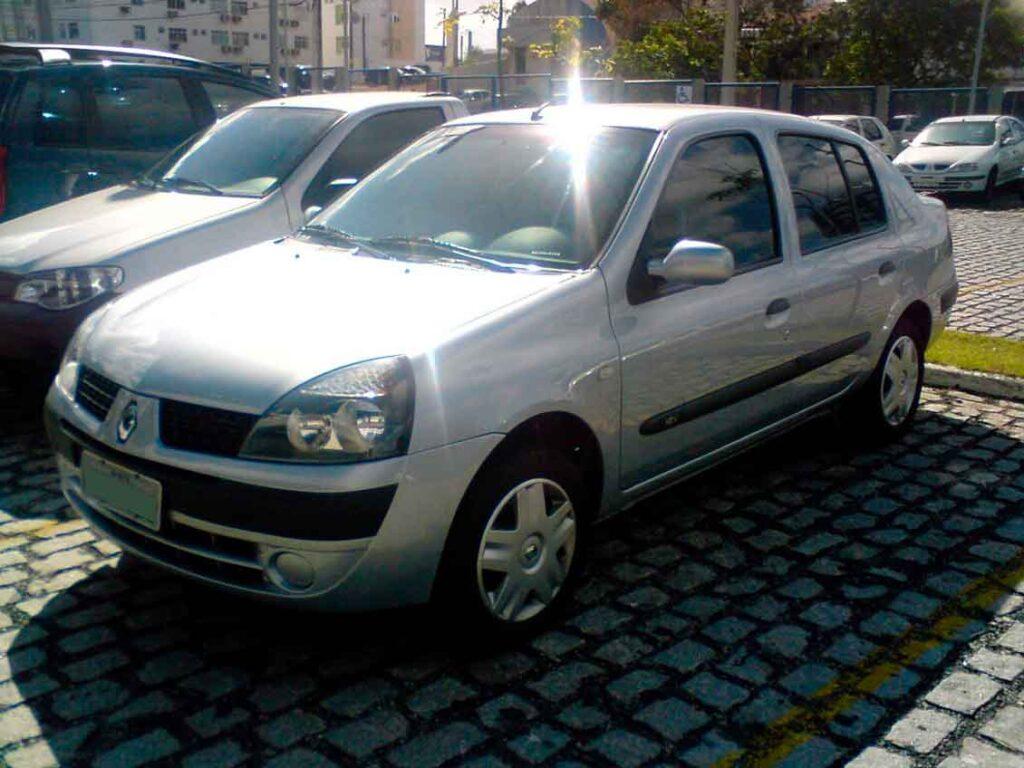 Carros para iniciantes Renault Clio 2005